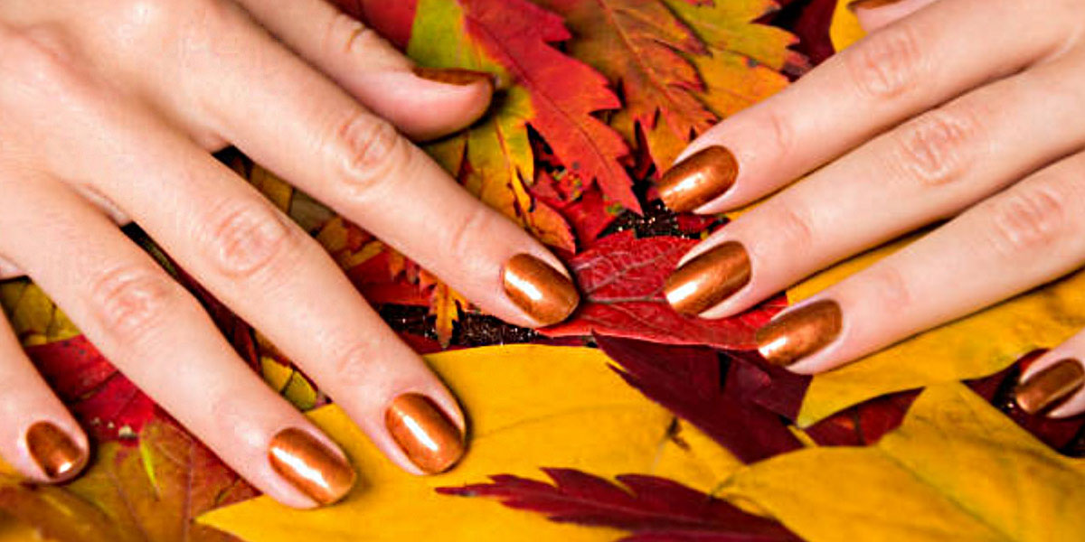 Treat Yourself this Fall with One with These 3 Nail Services at Our Nail Salon in McAllen