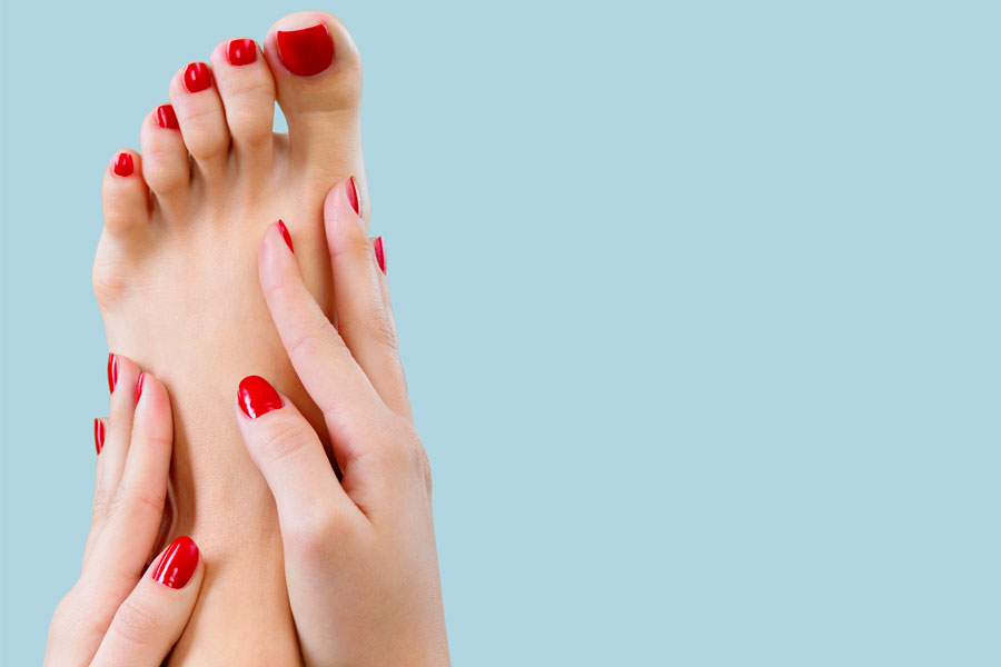 Treat Yourself to a Pedicure at Our Spa and Salon in McAllen!