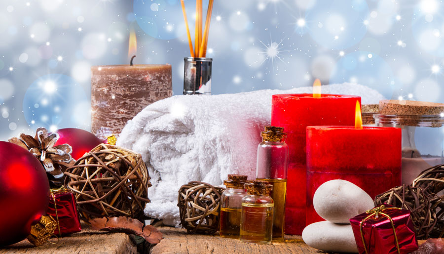 Shop Early for All of Your Holiday Gifts at Our Spa and Salon in McAllen!