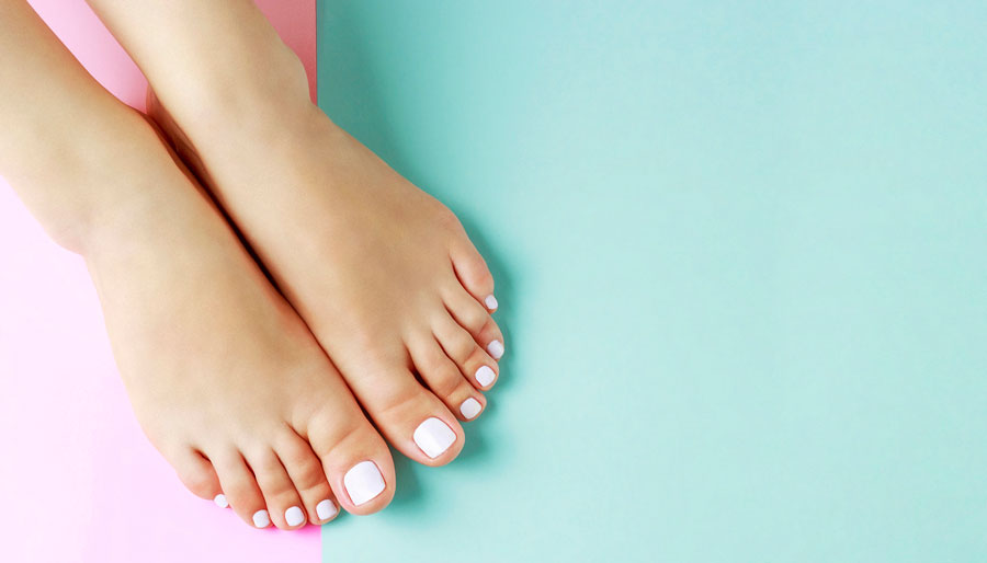 4 Services for Healthy, Happy, and Hydrated Feet at our Spa and Salon in McAllen