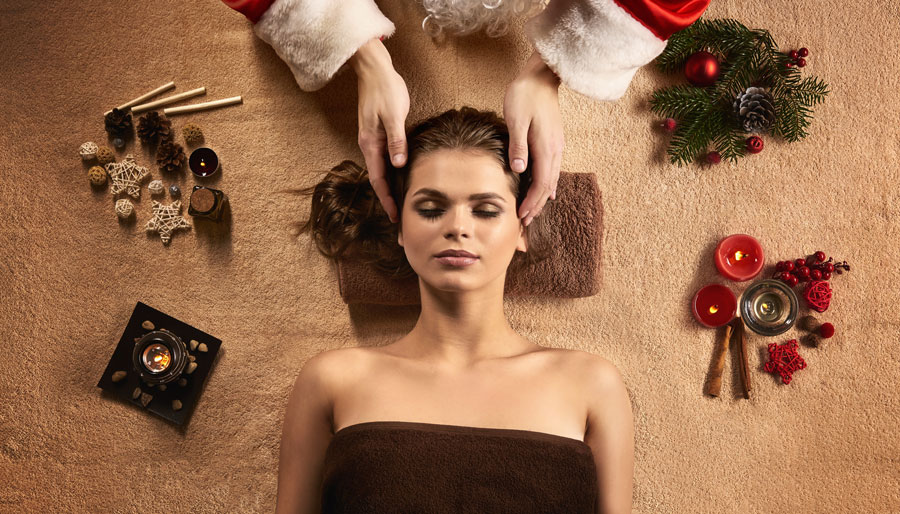 Surprise Your Loved One with a Luxury Holiday Package at Our Spa and Salon in McAllen!