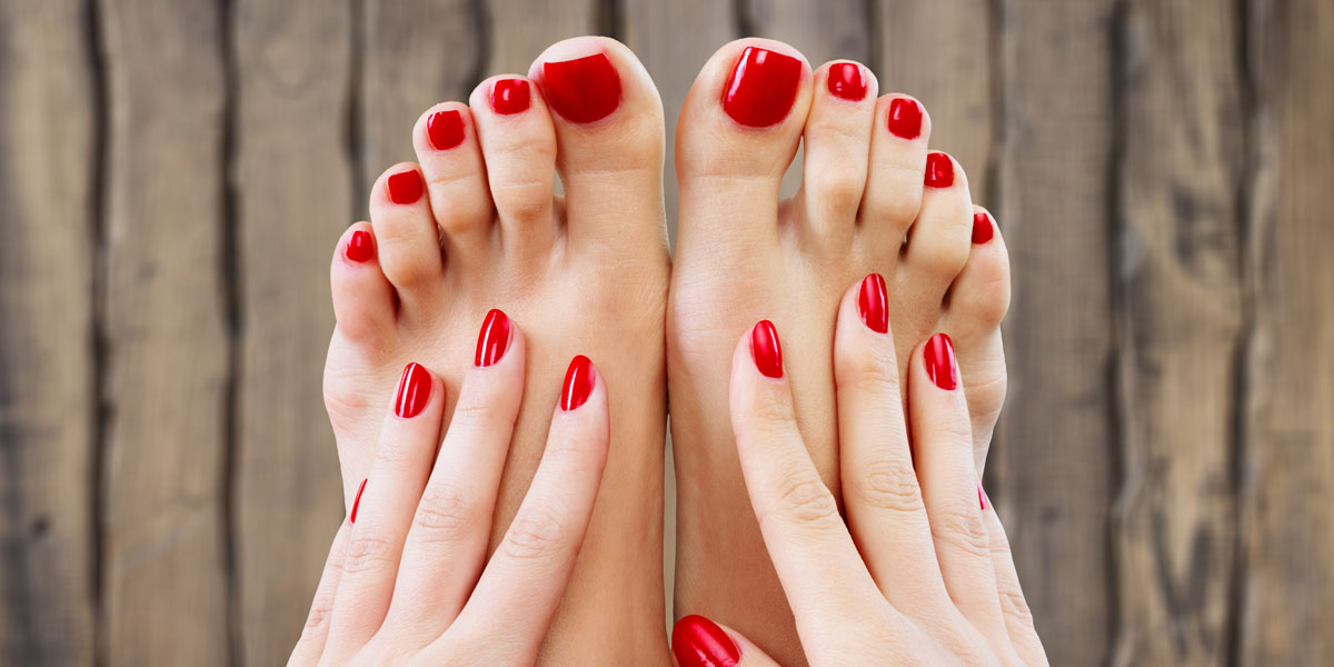 A Few Manicure and Pedicure Styles to Try at Avalon Now!