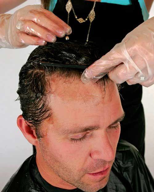 Semi Permanent Single Color Or Toner Avalon Salon Services Hair For Men