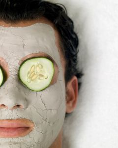 Men's Fitness Facial